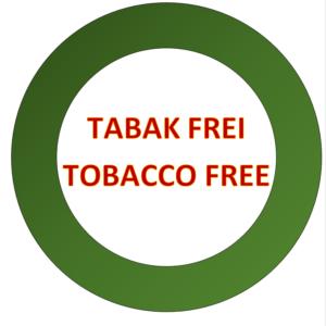 Tabakfrei / Tobaccofree