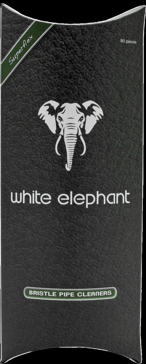 White Elephant Pfeifenreiniger Buerste 80er Packung