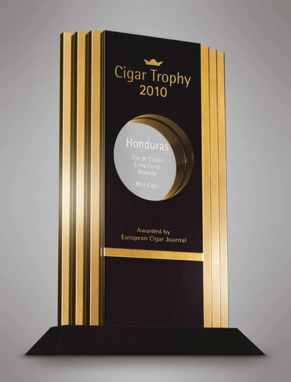 Flor de Copan Cigar Trophy 2010 ECJ European Cigar Journal